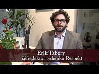 Erik Tabery představuje Respekt 45/2013