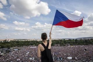 Demonstrace, Letná