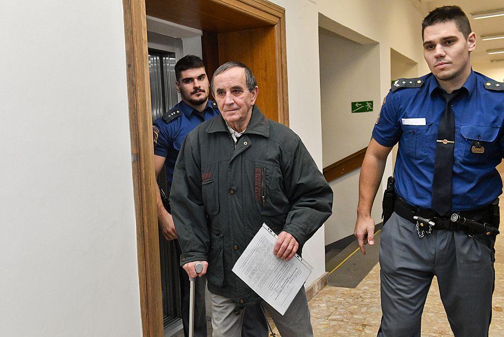 V kauze odsouzeného seniora Baldy se odvolal žalobce iobhájce