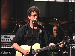 Lou Reed Set the Twilight Reeling Live on Sessions on West 54th