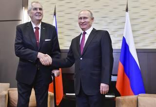 Putin je nepřítel