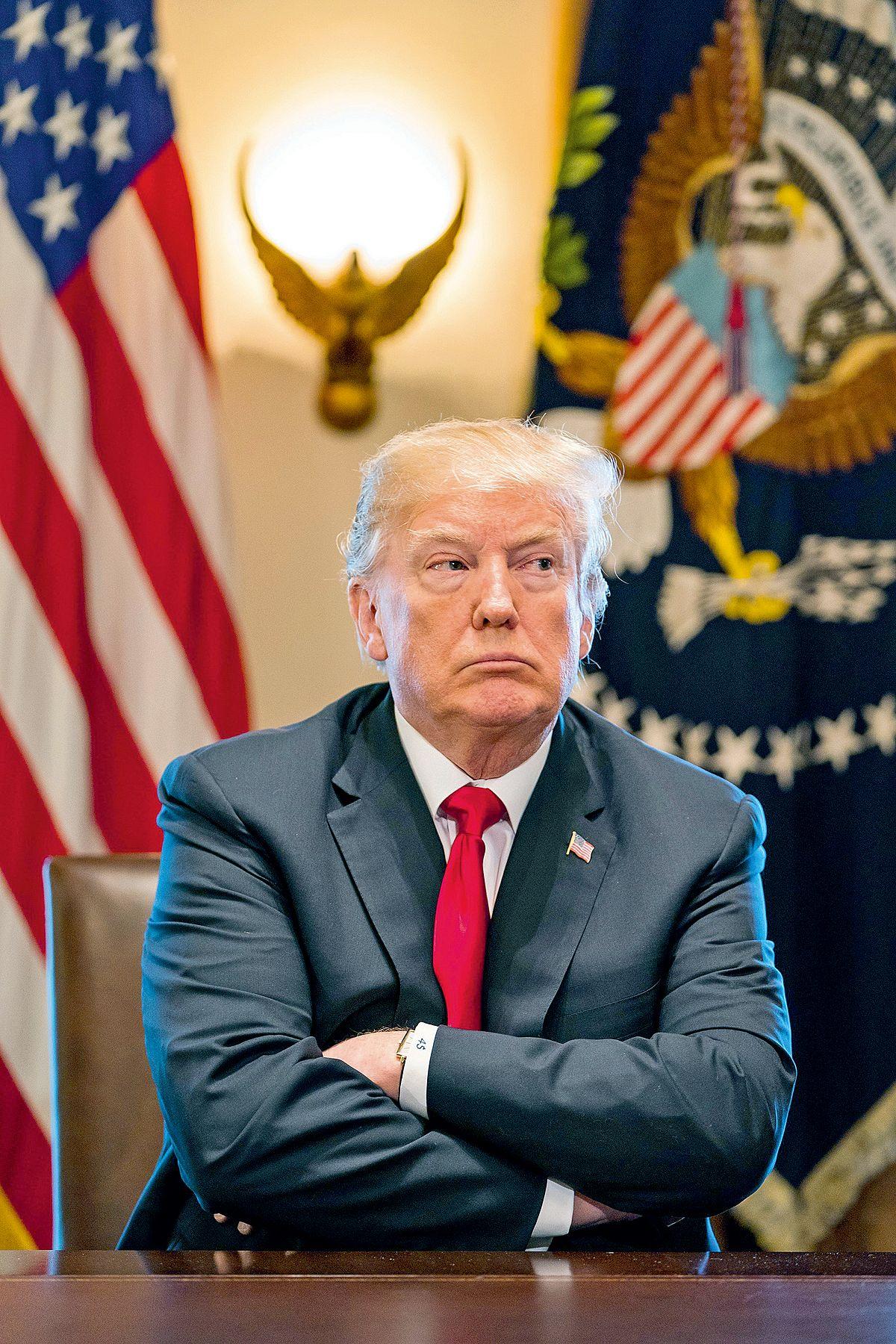 Co skutečně obsahuje Muellerova zpráva oDonaldu Trumpovi