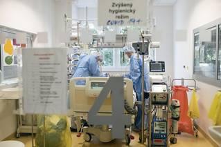 Nemocnice pod náporem
