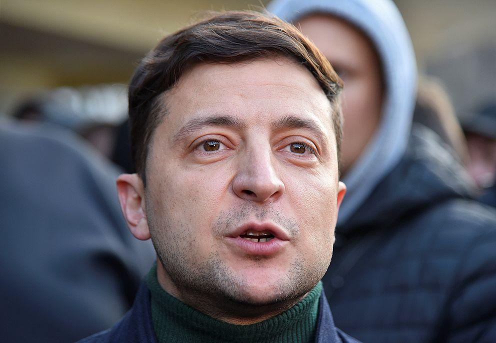 Žádný komik, ale nový ukrajinský prezident. Kdo je Volodymyr Zelensky
