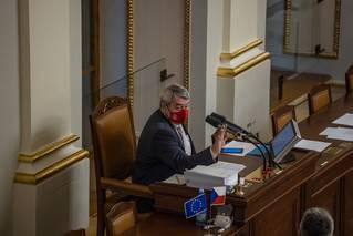 Projednávání rozpočtu
