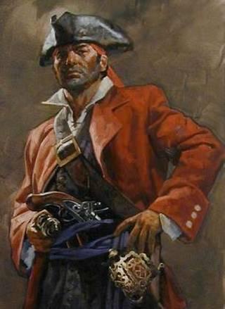 Vědci doufají, že objevili ostatky nejbohatšího piráta všech dob