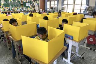 Proč Tchaj-wan nepodlehl koronaviru