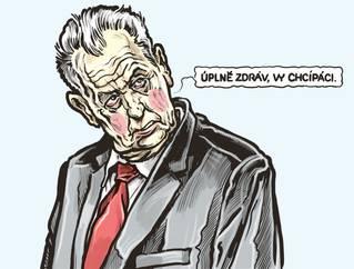 Uplynulých sedm dní očima Ivana Lampera