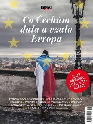 Respekt special EU obalka