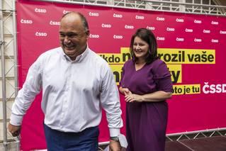 Volby 2021: Zeman se zapojuje, Maláčová kontroluje, Šlachta padá
