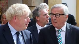 Johnson slaví úspěch. Britský parlament má poslední šanci