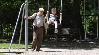 Děti úplňku - Vladimír Špidla se svým autistickým vnukem: Kdo to nezažil, neuvěří