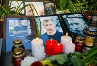 Smrt Vitala Šyšova nebyla vražda, byla to poprava. A stojí za ní Lukašenkův režim